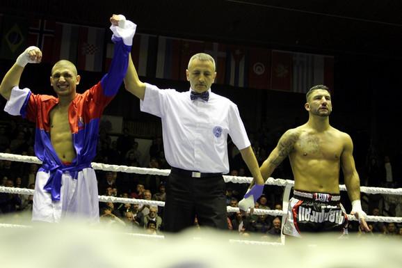 Aleksandar Konovalov je odbranio titulu svetskog prvaka
