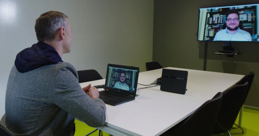 """""""Na czasie. Łukasz Grass"""": Biznes nie ma granic, ale startupy muszą bardziej ryzykować"""