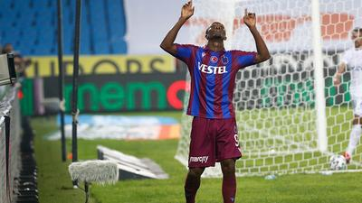 Nigerian forward Anthony Nwakaeme scores brace but his club still loses in Turkey