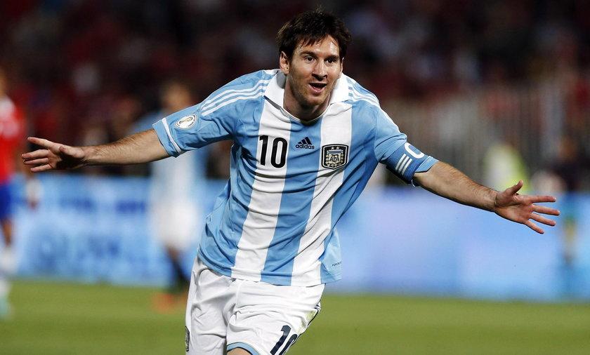 Messi o krok od rekordu Pele