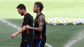 Lionel Messi podziękował Neymarowi