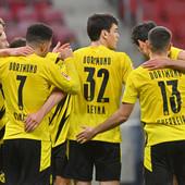 Jović i Kostić tuguju! Ajntraht ostao bez Lige šampiona, Dortmund SJAJNOM SERIJOM izvukao sezonu!