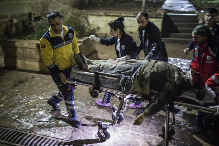 Afrin, Sirija, EPA -  CAN EROK