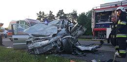 Tragiczny wypadek na A4. Nie żyje młoda kobieta
