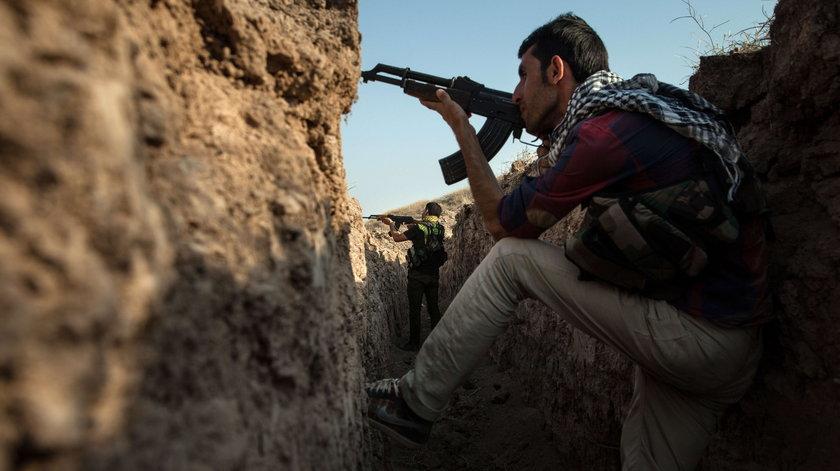 Dziennikarz pisał o rosyjskich najemnikach walczących w Syrii