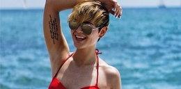 Sexy gwiazdy prężą się w bikini!