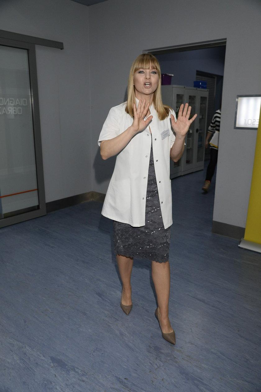 Kasia Bujakiewicz skończyła zdjęcia do serialu