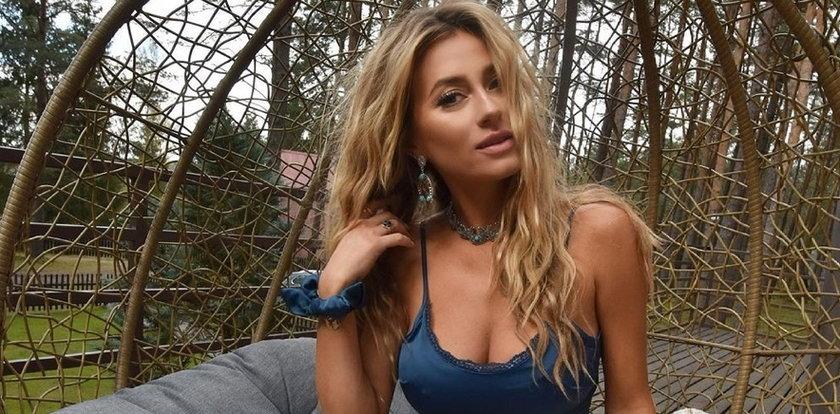 Marcelina Zawadzka rozpala fanów w seksownej piżamce. Dużo odsłania