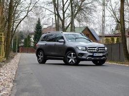 Mercedes GLB 200d - w poszukiwaniu wartości dodanej