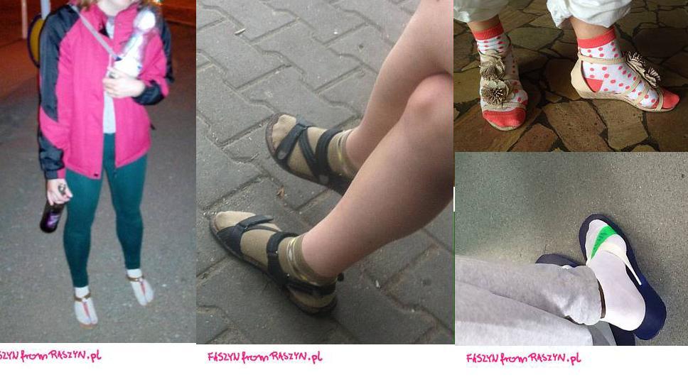 Letnie Obuwie Czyli Wpadki Z Bloga Faszyn From Raszyn Moda