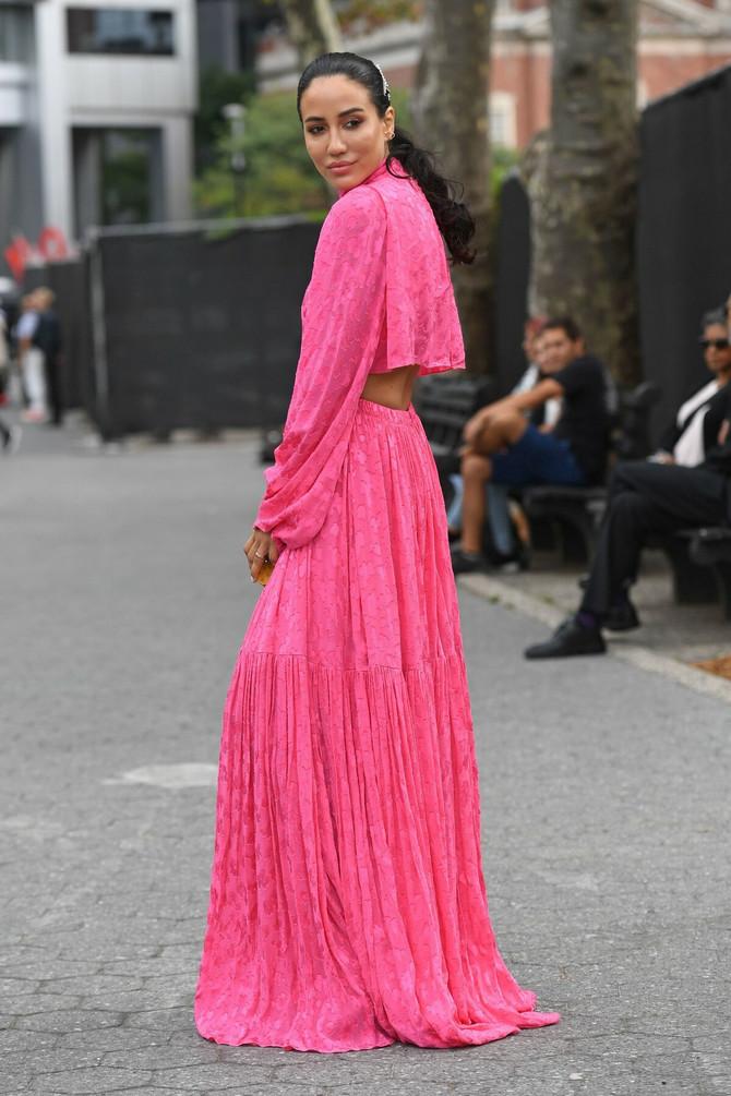 Ulična moda tokom Nedelje mode u Njujorku