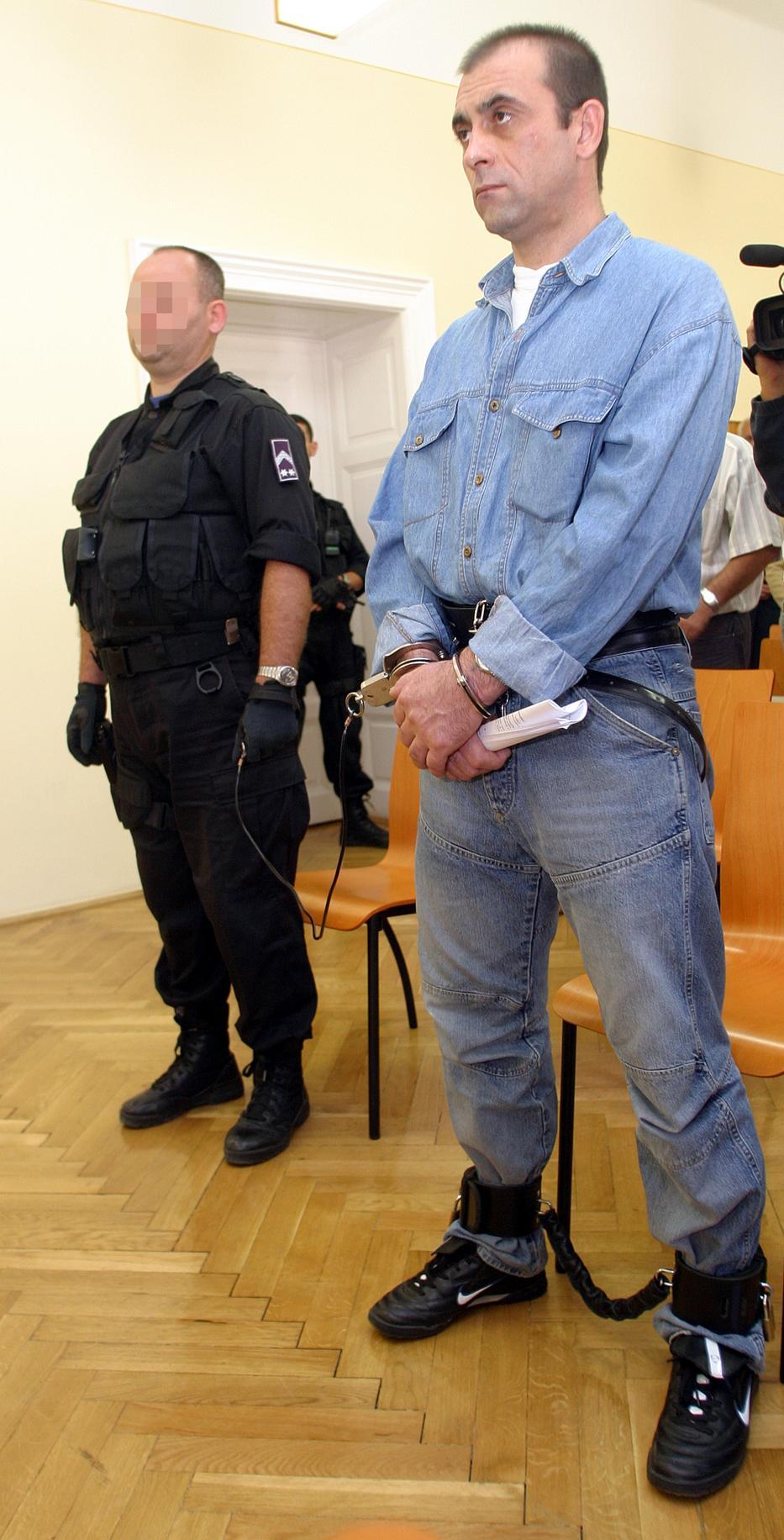 A balástyai rémként emlegett Szabó Zoltán első áldozata István lánya, Judit volt. / Fotó: RAS ARCHIV