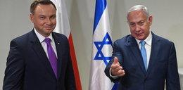 Wpadka przed spotkaniem z premierem Izraela. Duda musiał czekać na korytarzu