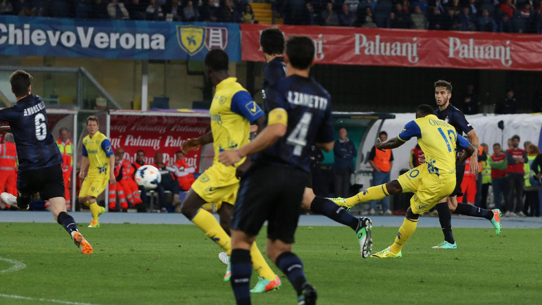 Mecz Chievo - Inter