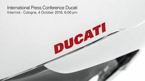 Jesienią Ducati zaprezentuje model SuperSport i coś jeszcze