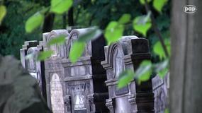 Drugi największy w Europie cmentarz żydowski znajduje się w Łodzi