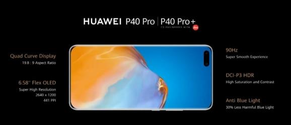 P40 Pro i P40 Pro+