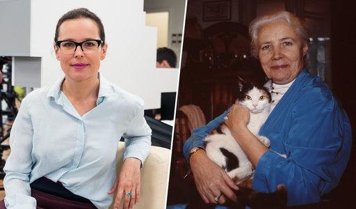Agata Passent - córka Osieckiej - zdradziła, dlaczego nie ogląda serialu o swojej mamie w TVP