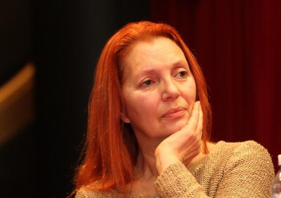 Tanja Bošković danas