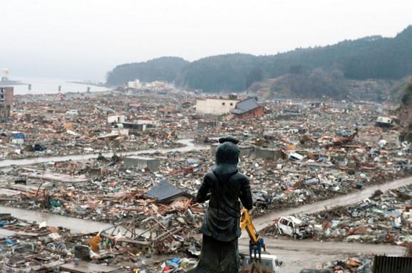 Zastrašujuće posledice zemljotresa i cunamija iz 2011. godine