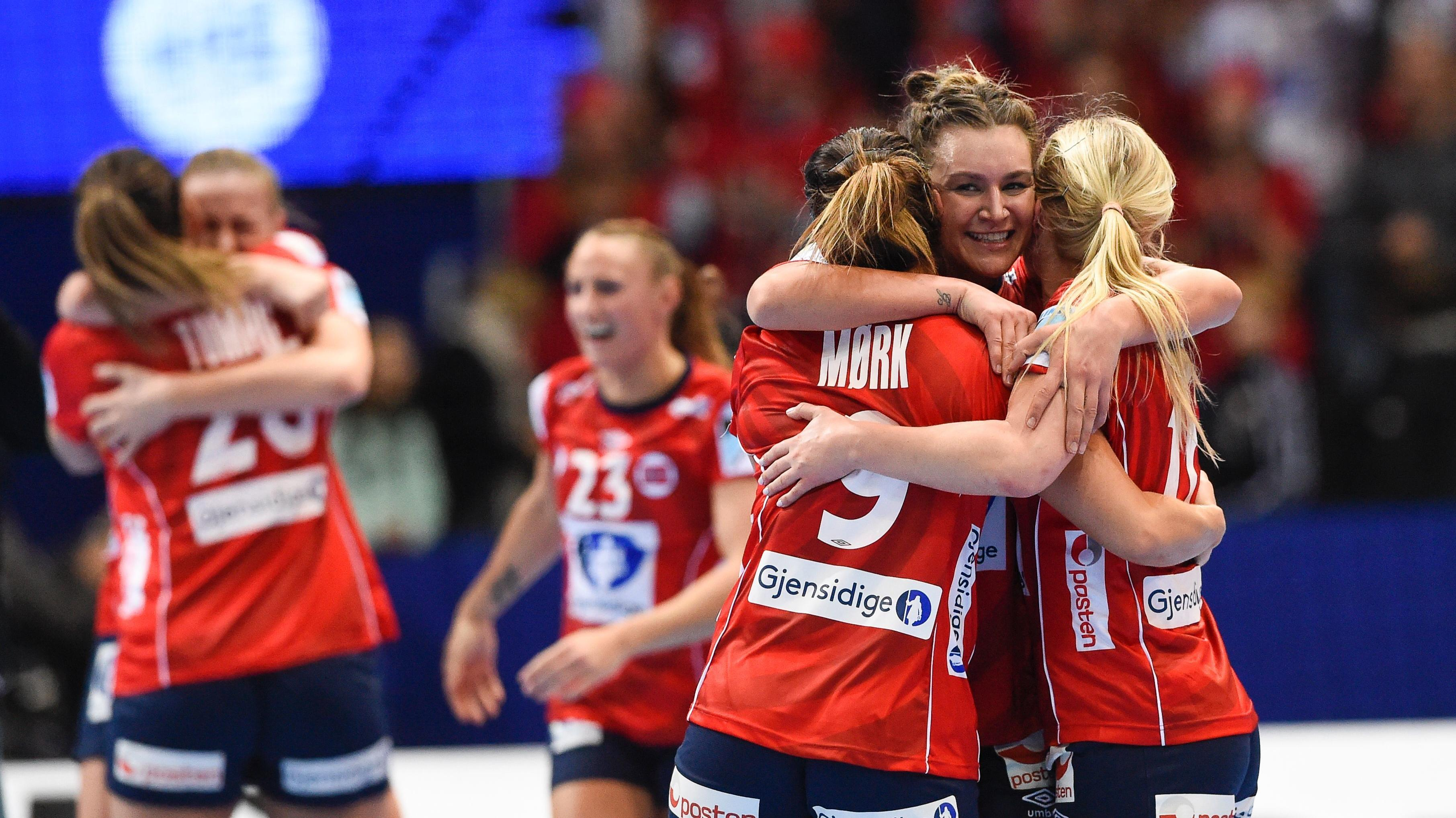 5e56c1422 Reprezentacja Norwegii mistrzem Europy piłkarek ręcznych 2016 - Piłka ręczna