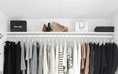 Szafy Wszystkich Minimalistek Wyglądają Tak Samo Garderoba