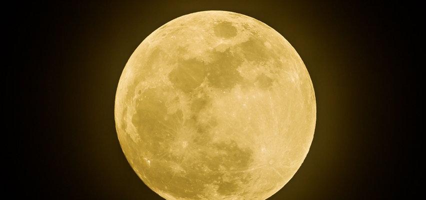 Pełnia Księżyca – październik 2021. Kiedy jest Księżyc Myśliwych? Co to takiego?