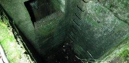 Wpadł do bunkra z czasów wojny. Zleciał aż 7 metrów w głąb