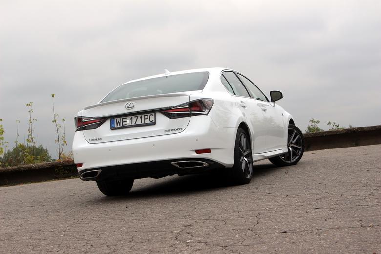Lexus GS 200t F Sport