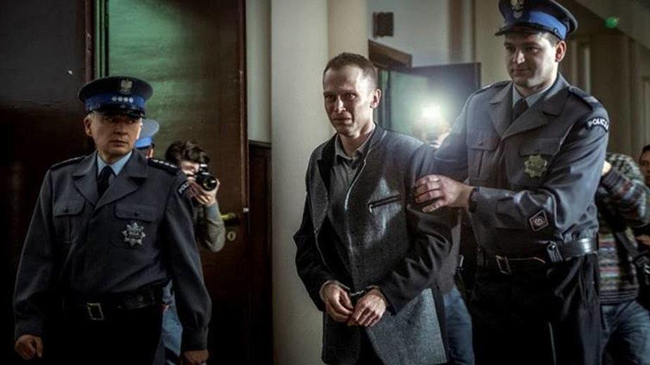 """""""25 lat niewinności. Sprawa Tomka Komendy"""" - kadr z filmu"""