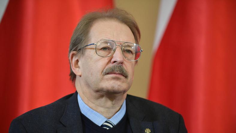 Grzegorz Nowik prof. ISP PAN, wicedyrektor Muzeum Józefa Piłsudskiego w Sulejówku