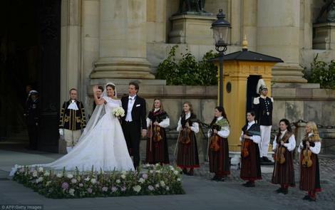 Princeza Madlen i Kristofer O Nil