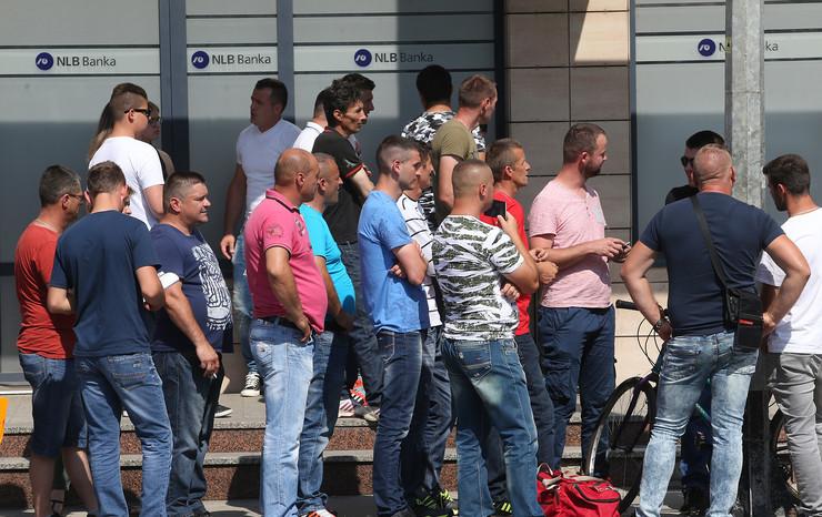 Slovenacki konzulat cekanje za vize