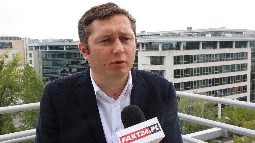 Mikołaj Placek, Prezes Zarządu Grupy OKNOPLAST