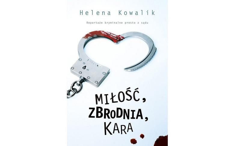 "okładka książki ""Miłość, zbordnia, kara"""