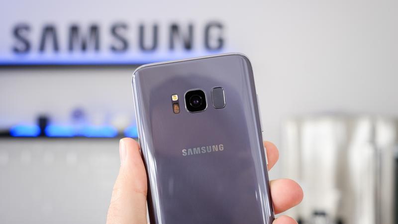 Samsung Galaxy S8+ - ceny mocno w dół [WYSZUKANE W SIECI]