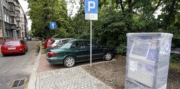 Urzędnicy wystawili parkomaty