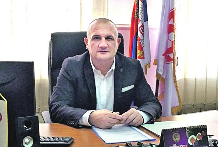 Predrag Belić lokalni šerif Alibunar