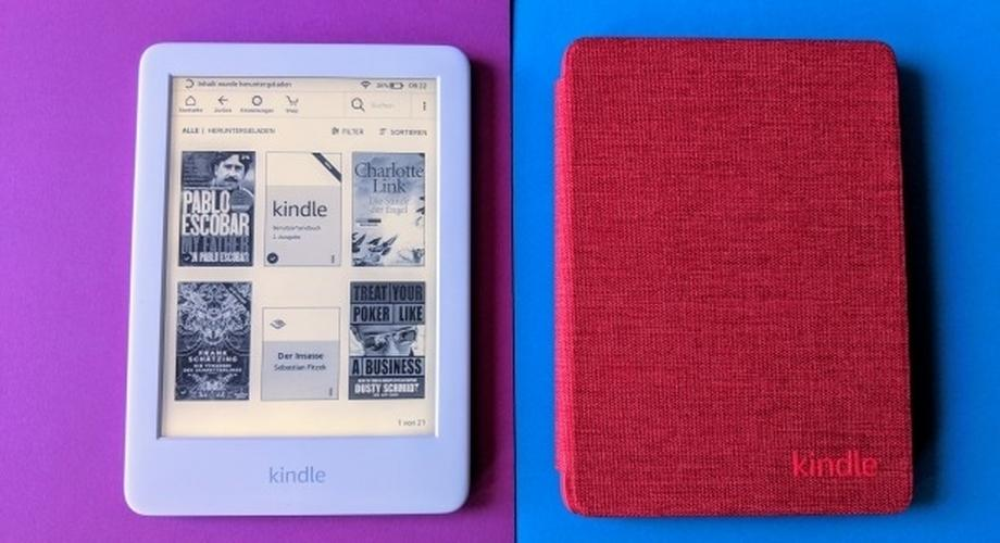 Test: E-Book-Reader Amazon Kindle 2019 mit Beleuchtung