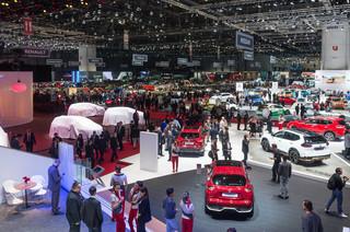 Międzynarodowy Salon Motoryzacyjny w Genewie. Targi ochów, achów i jęków