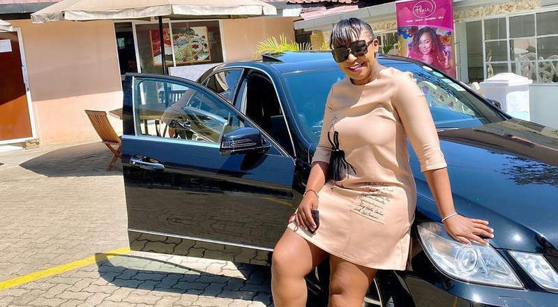 Let any Budesko who's bought me anything come forward – Betty Kyallo