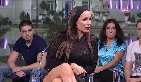Ljuba Pantović progovorila o udaji i uvećanju poprsja!