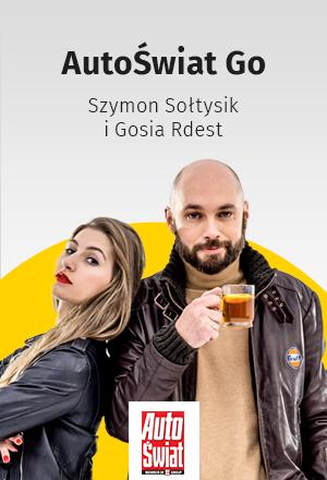 Auto Świat GO!: Andrzej Smolik (29.04.2017)