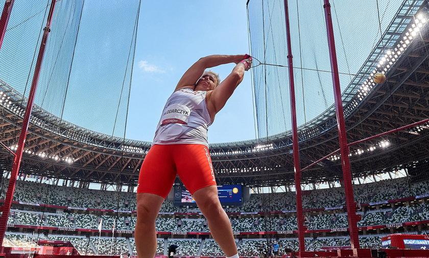 Anita Włodarczyk jest główną faworytką do złota olimpijskiego w rzucie młotem