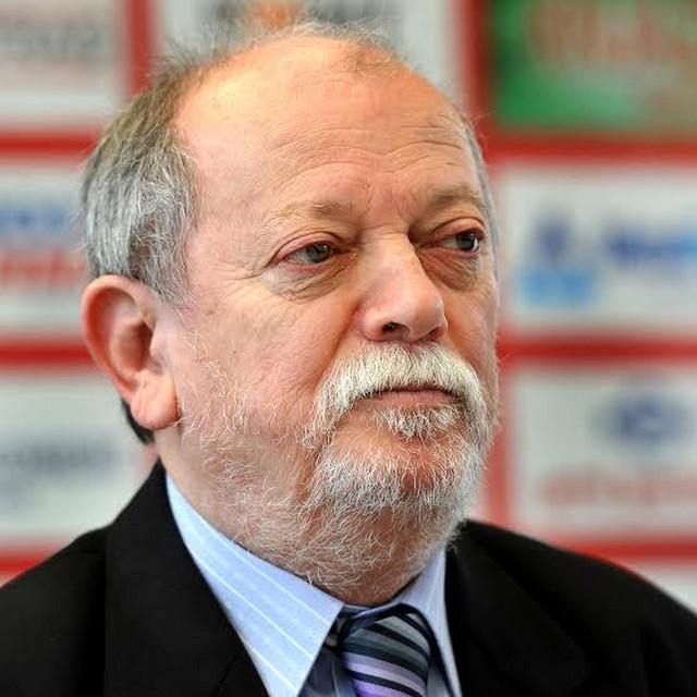 Predsednik UO FK Sloboda Branko Bešević
