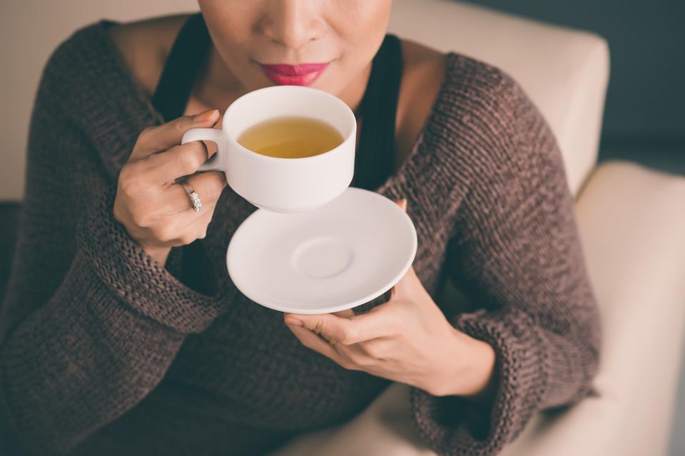 Herbatę pij powoli!