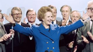 7. Margaret Thatcher