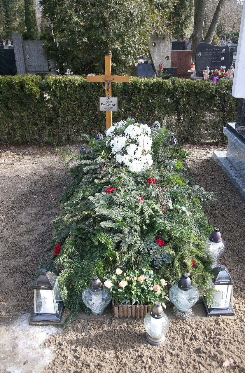 Rocznica śmierci Pawła Królikowskiego. Do końca mógł liczyć na wsparcie żony