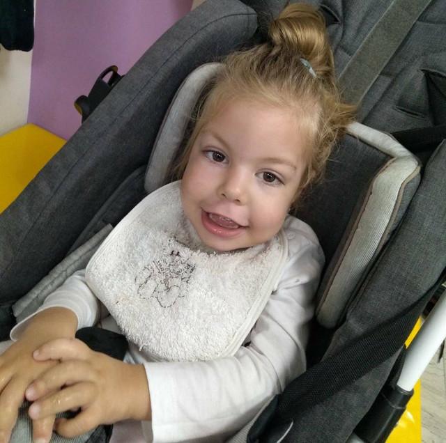 Mia Žikić iz Paraćina ima četiri godine i veći deo života provela je u bolnici
