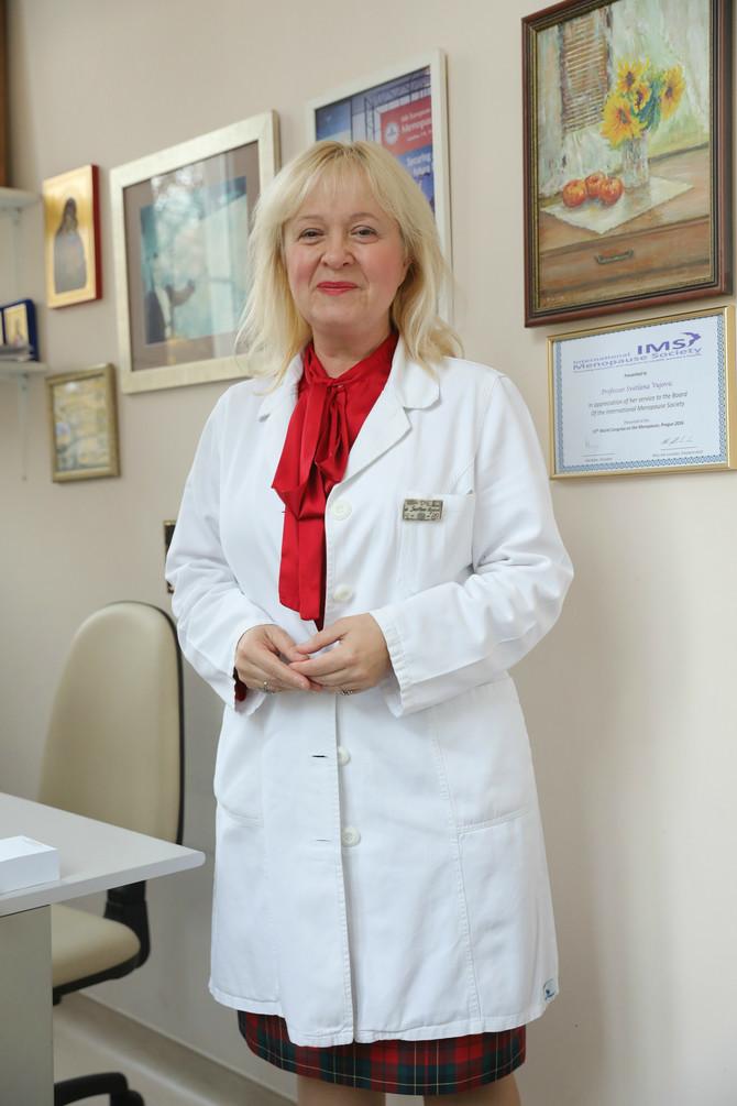 Pre devet godina stavila je Srbiju na mapu Evropske organizacije za menopauzu